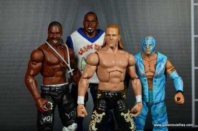 WWE Survivor Series Teams -2008 Team HBK - Crime Tyme, HBK and Rey Mysterio