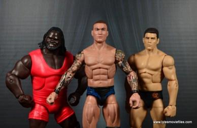 WWE Survivor Series Teams -2008 Team Orton - Mark Henry, Randy Orton and Cody Rhodes