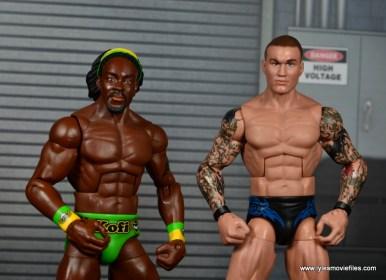 WWE Survivor Series Teams -2011 Team Orton - Kofi Kingston and Randy Orton
