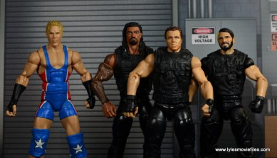 WWE Survivor Series Teams - 2013 Jack Swagger, Roman Reigns, Dean Ambrose and Seth Rollins