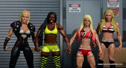 WWE Survivor Series Teams -2016 Team Smackdown Natalya, Naomi, Alexa Bliss and Carmella