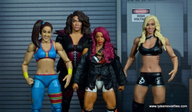 WWE Survivor Series Teams -Bayley, Nia Jax, Sasha Banks and Charlotte Flair