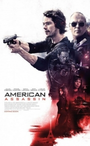 american_assassin movie poster
