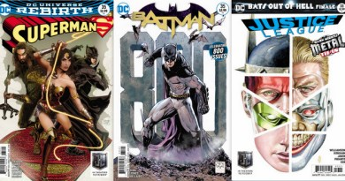 DC Comics reviews for 11/15/17