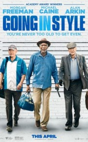 going_in_style movie poster