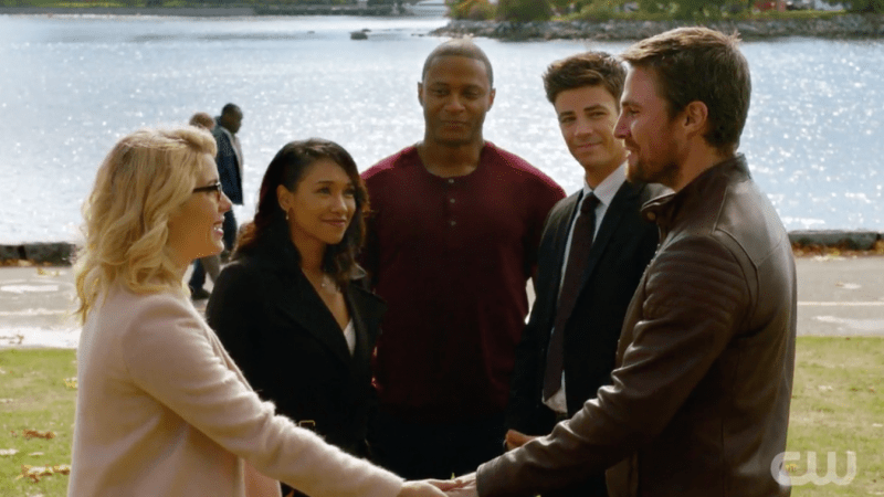 10 Best and 10 Worst Couples in the Arrowverse