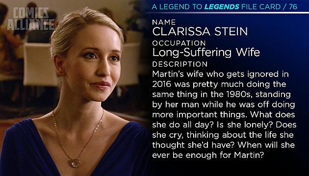 Clarissa Stein