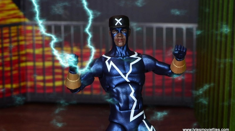 DC Icons Static figure review -main pic lightning