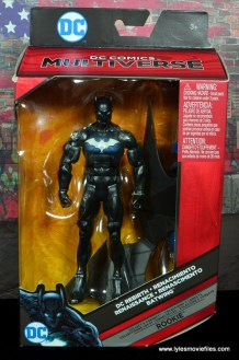 DC Multiverse Batwing figure review - package front