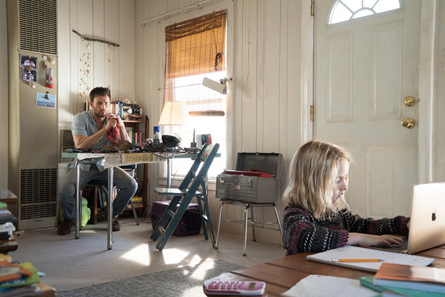 Gifted movie review - Chris Evans and McKenna Grace