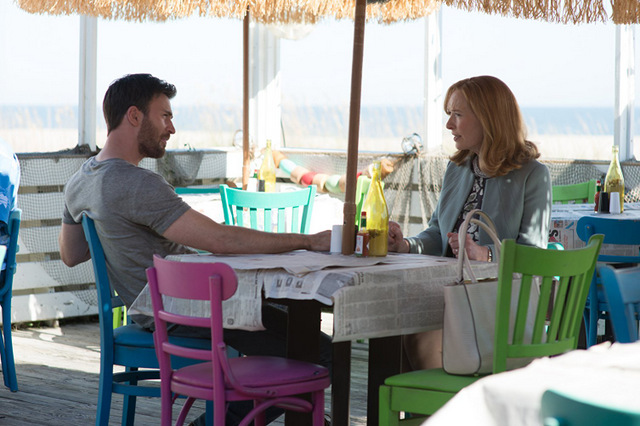 Gifted movie review - Chris Evans and Lindsay Duncan