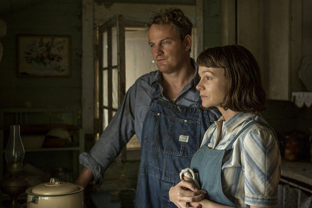 Mudbound review - Jason Clarke and Casey Mulligan