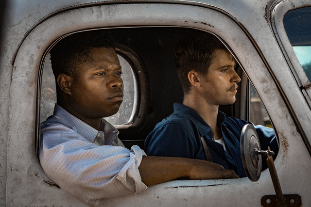 Mudbound review - Jason Mitchell and Garrett Hedlund