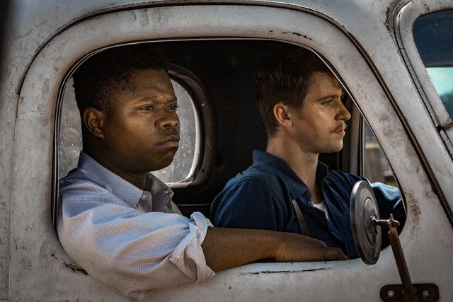 Mudbound review - Jason Mitchell and Garrett Hedlund