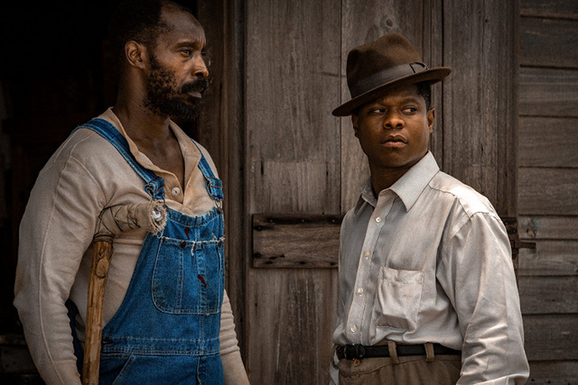 Mudbound review - Rob Morgan and Jason Mitchell