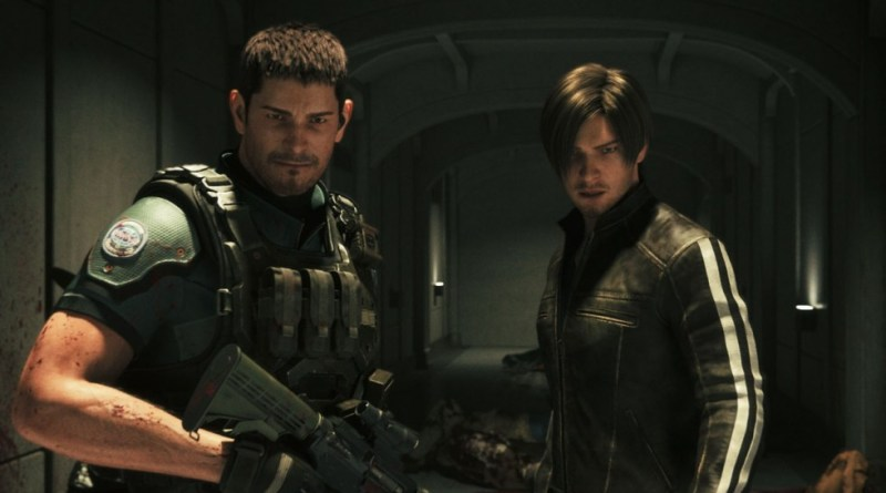 Resident Evil Vendetta review - Chris Redfield and Leon Kennedy ready for action