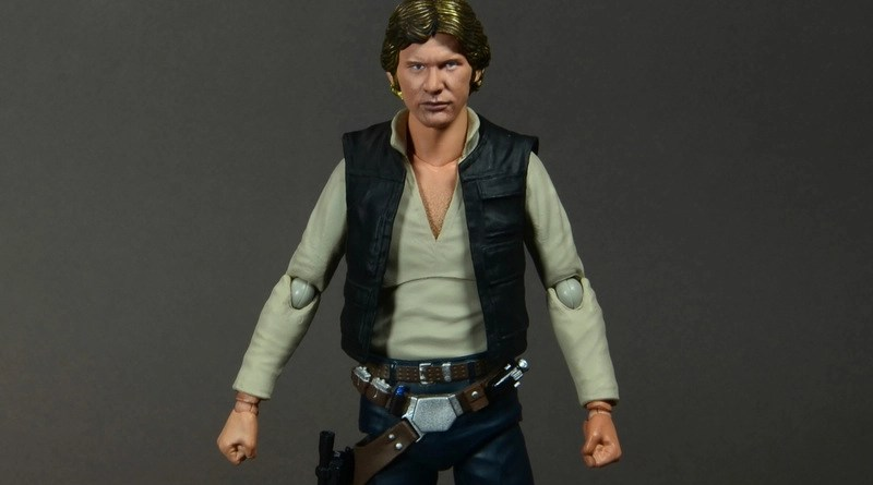 SH Figuarts Han Solo figure review -main pic