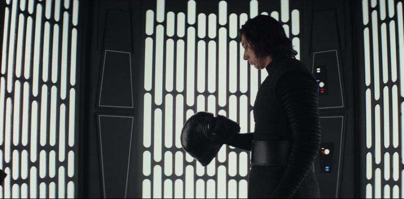 Star Wars The Last Jedi review - Kylo Ren
