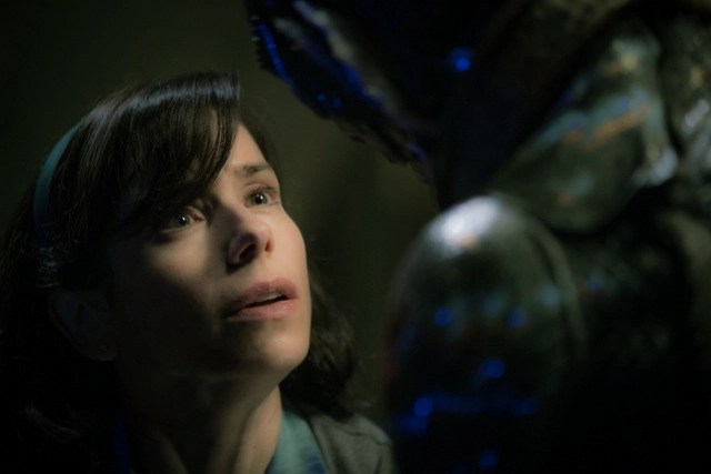 The Shape of Water review - Sally Hawkins and Doug Jones