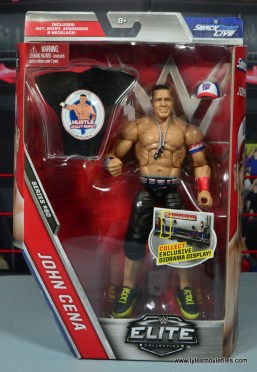 WWE Elite 50 John Cena figure review -package front