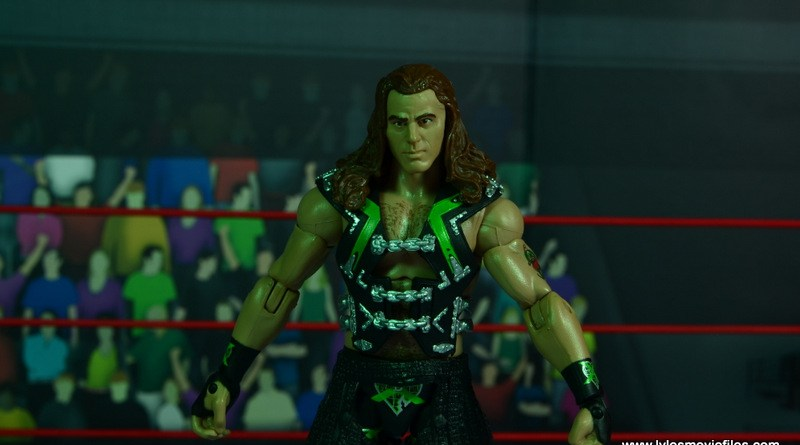 WWE Elite D-Generation X Shawn Michaels figure review - main pic