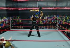 WWE Elite Hall of Fame Diesel figure review -jackknife to 123 Kid