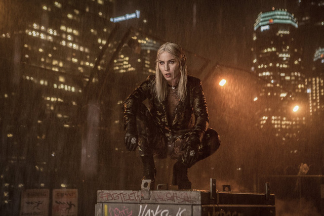 bright movie review - noomi rapace