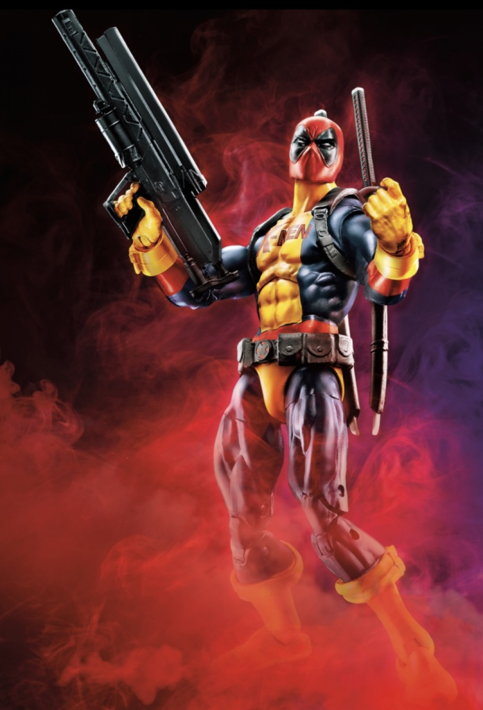 Marvel Legends Deadpool Wave 2 Deadpool