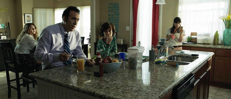 Mom and Dad movie review - the ryan family
