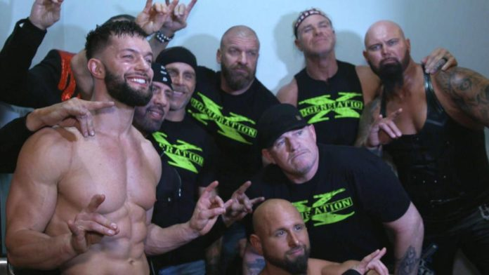 RAW 25 Balor Club, DX and The Kliq