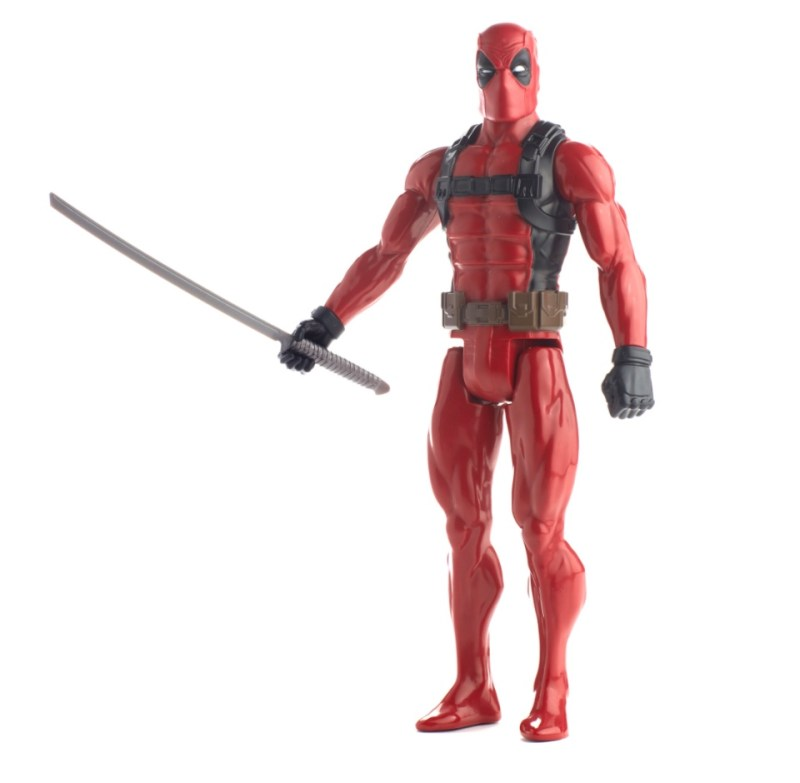 Deadpool titan figure