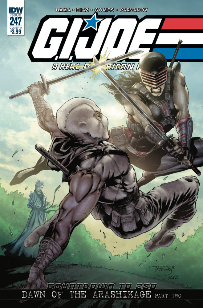 gi joe dawn of the arishikage 247 cover