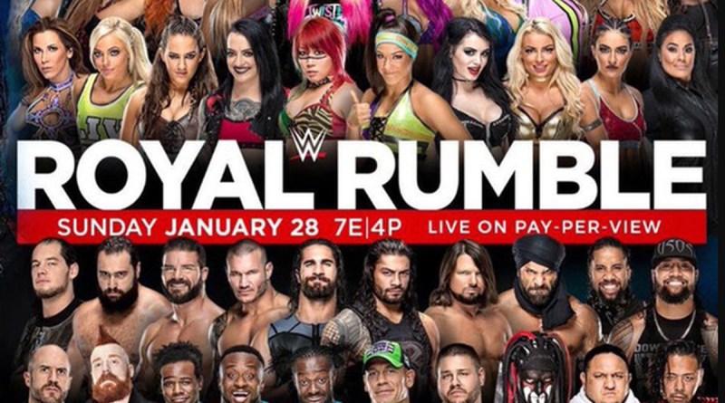 Royal Rumble 2018 -