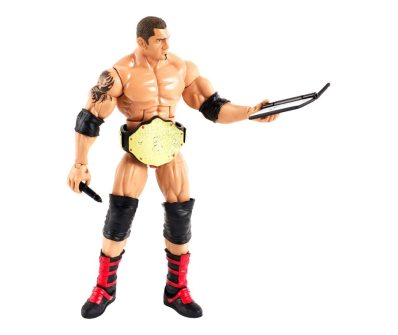 WWE Hall of Champions Elite Collection Batista with contract