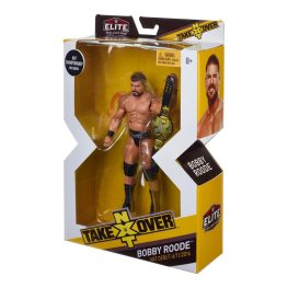 WWE NXT TakeOver Bobby Roode package side