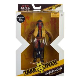 WWE NXT TakeOver Ember Moon Elite front package