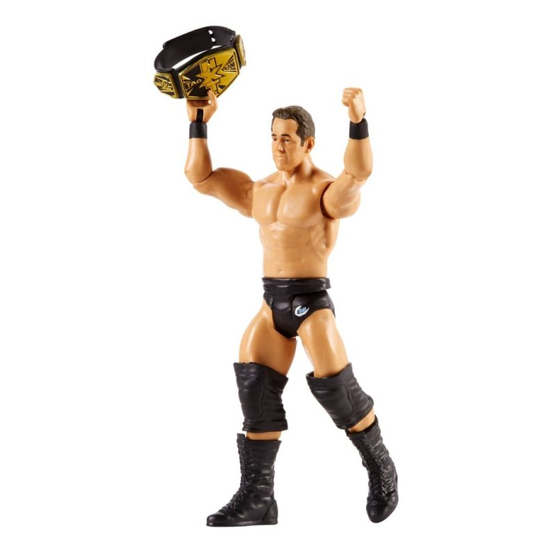 WWE NXT TakeOver Roderick Strong Figure side