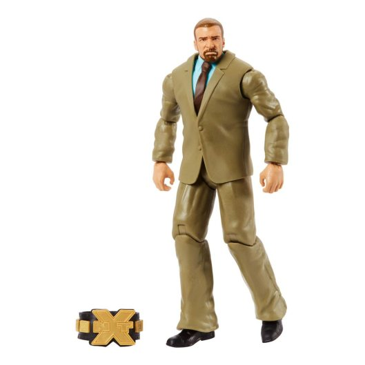 WWE NXT TakeOver Triple H Figure front