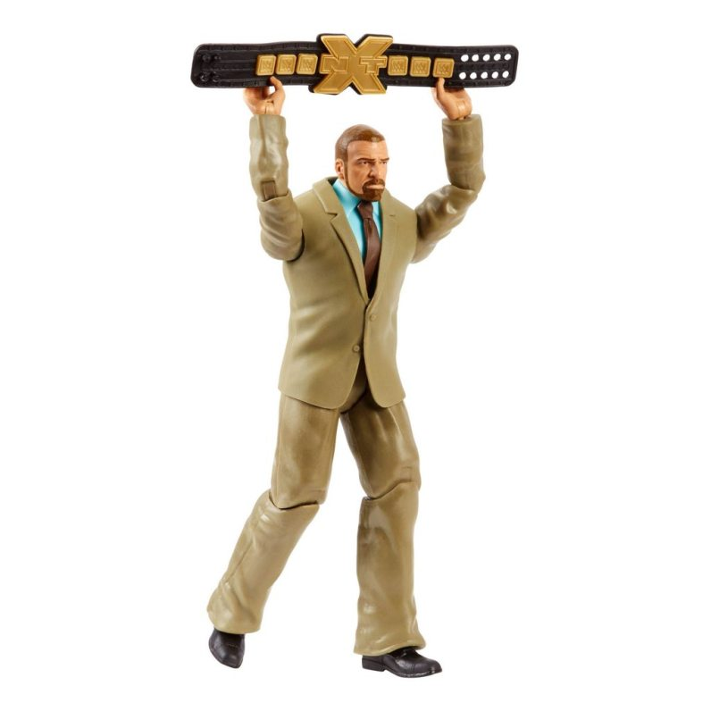 WWE NXT TakeOver Triple H Figure side