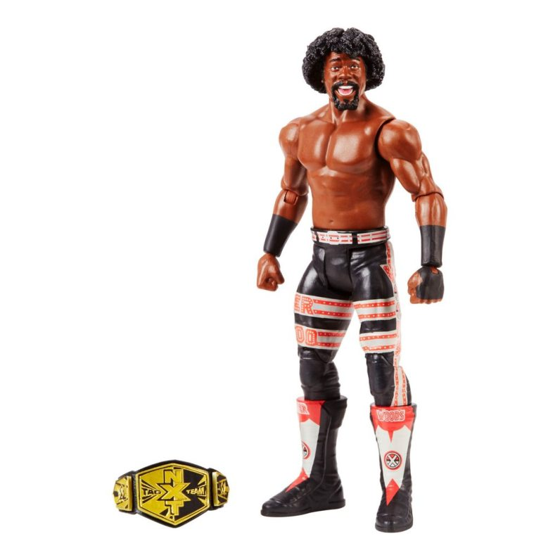 WWE NXT TakeOver Xavier Woods Figure front