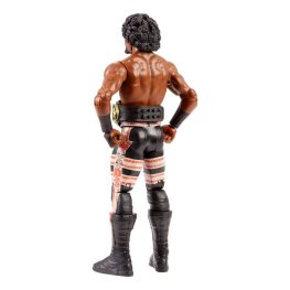 WWE NXT TakeOver Xavier Woods Figure rear