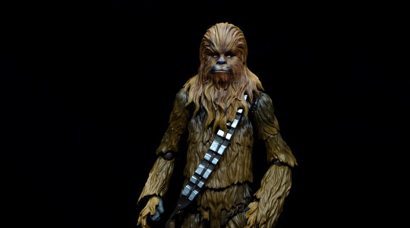 bandai sh figuarts chewbacca figure review - main pic