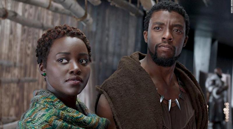 black panther trivia lupita nyong'o and chadwick boseman