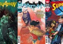 dc comic reviews 1/17/18