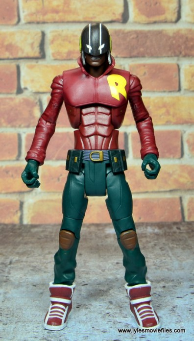 dc multiverse duke thomas figure review - front