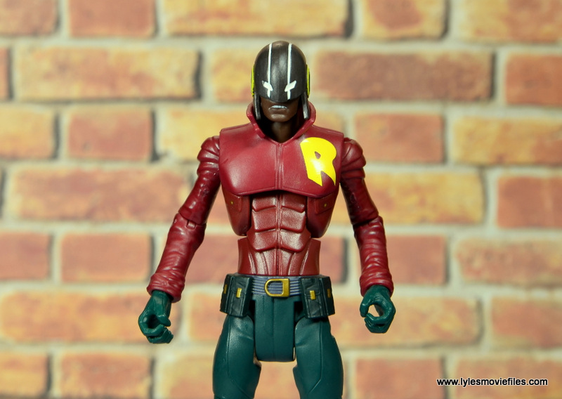 dc multiverse duke thomas figure review - wide shot
