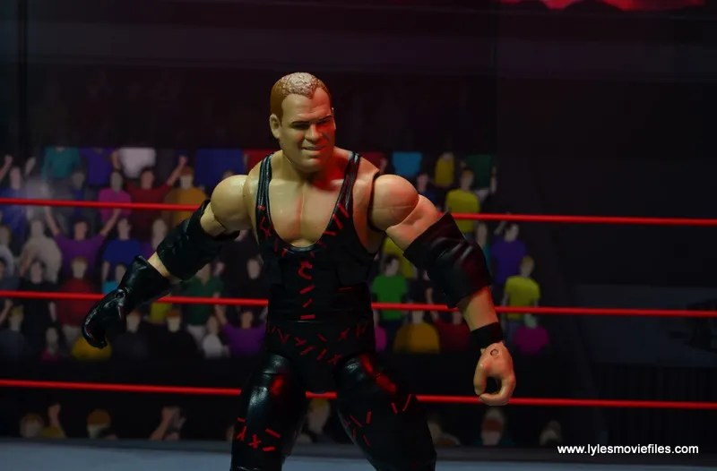 wwe elite 47b kane figure review - demon in red