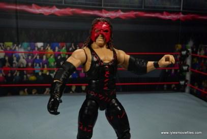 wwe elite 47b kane figure review - loose mask