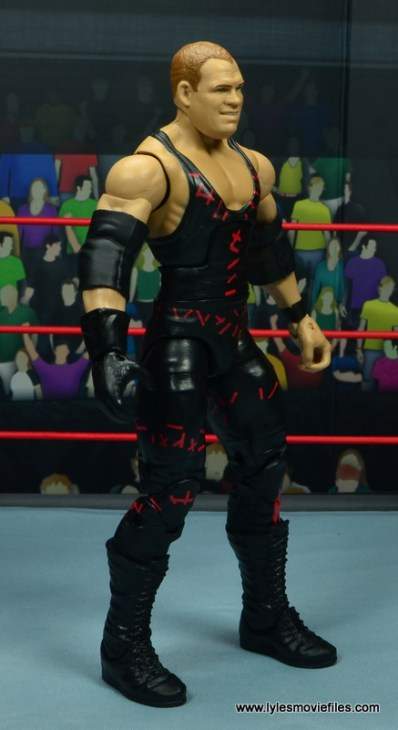 wwe elite 47b kane figure review - right side