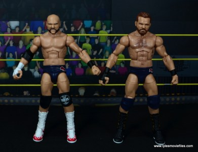 wwe elite the revival scott dawson and dash wilder figure review -front